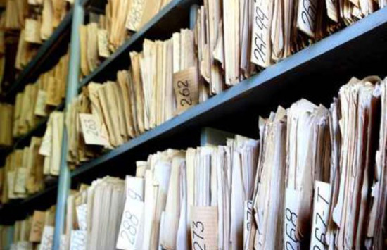 Legal record searches